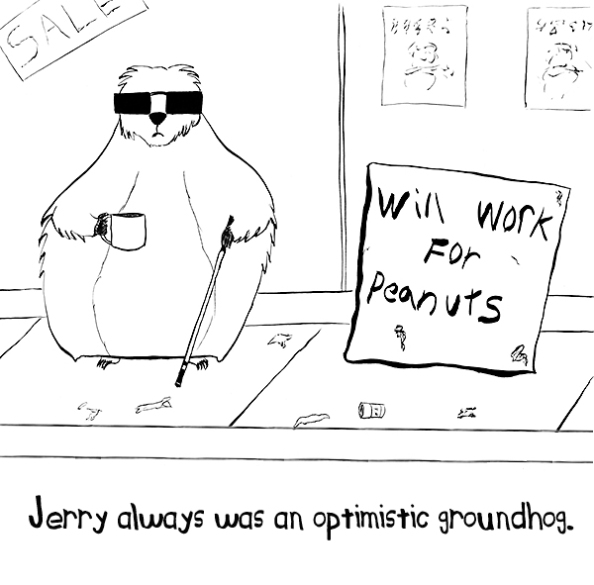 Will work for peanuts