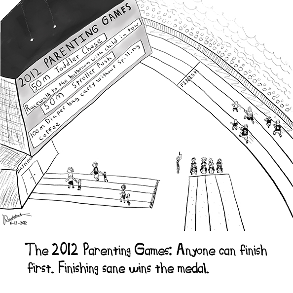 2012 Parenting Games