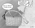 Hell in a handbasket budget cuts