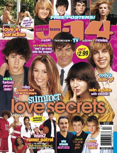 Teen celebrity magazine
