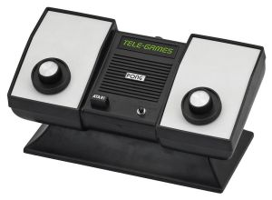 Itari Pong game console